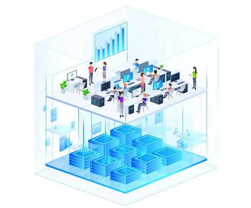 大数据交互分析平台